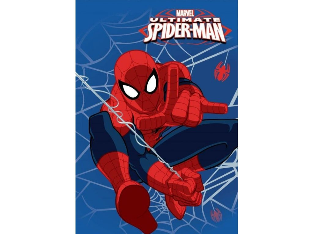 Dětský ručník Spiderman 60/40