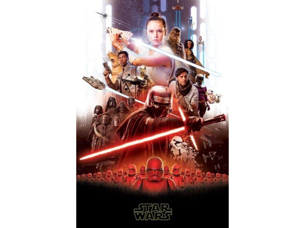 Fleece deka Star Wars 9 100/150