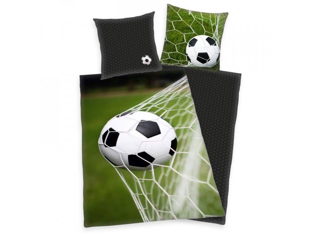 Povlečení Fotbal 140/200, 70/90 - skladem