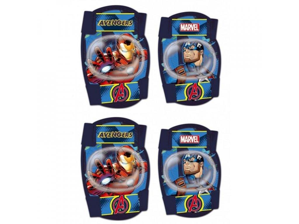 Chrániče loktů a kolen Avengers