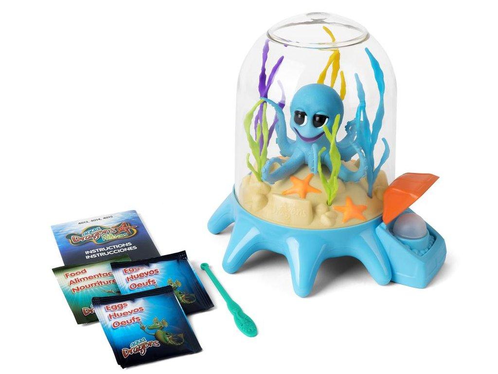 Aqua Dragons Chobotnice 1