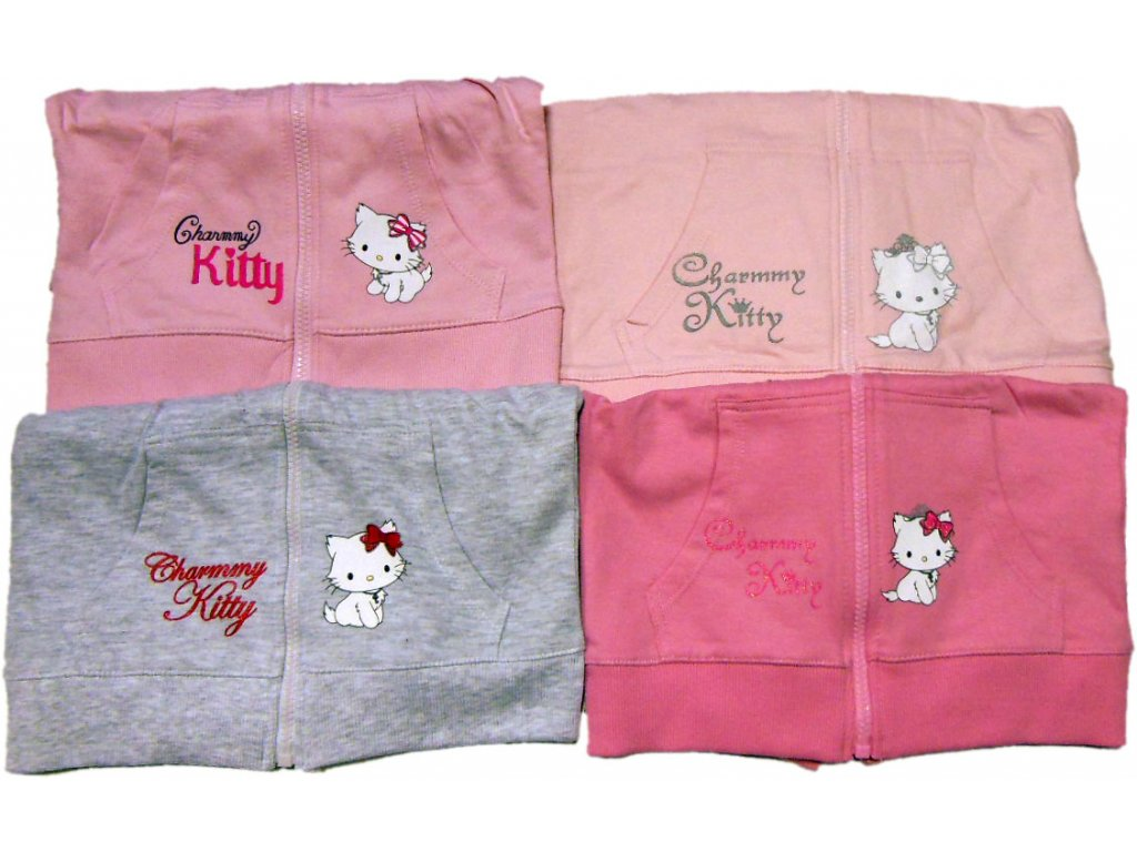 Mikina Charmmy Kitty-Hello Kitty 1536