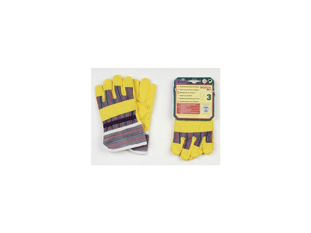 77478aa6512 Ochranné pracovní rukavice pro děti SKLADEM - Myspulinek.cz