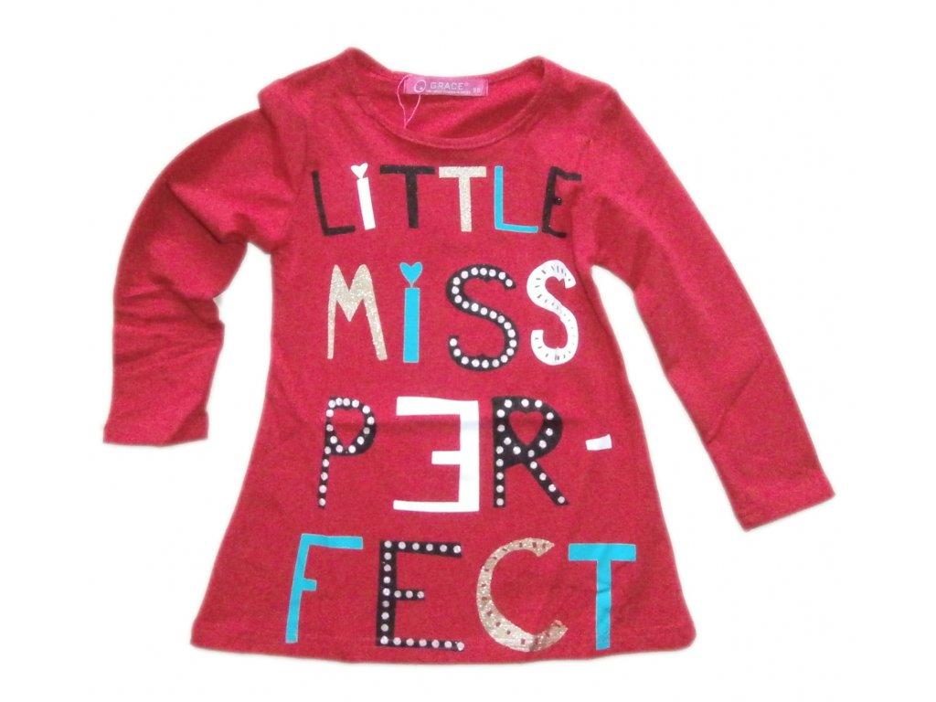 Tunika triko Little Miss Perfect 29002