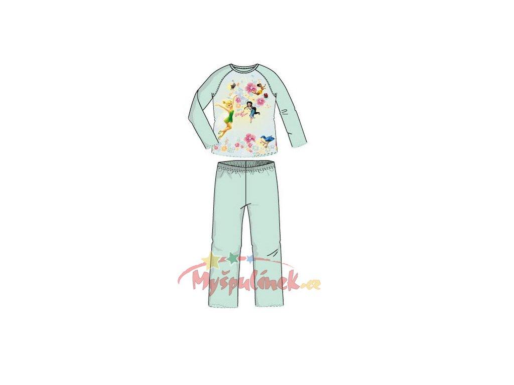 pyžamo víla Zvonilka