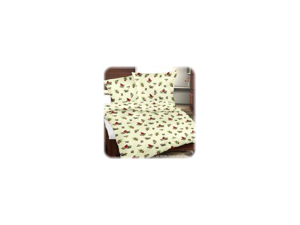 Dětské povlečení Berušky 90/130 (R0531)
