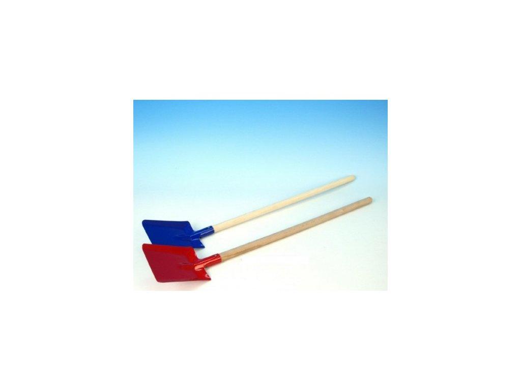 Lopatka rovná modrá 70cm - SKLADEM