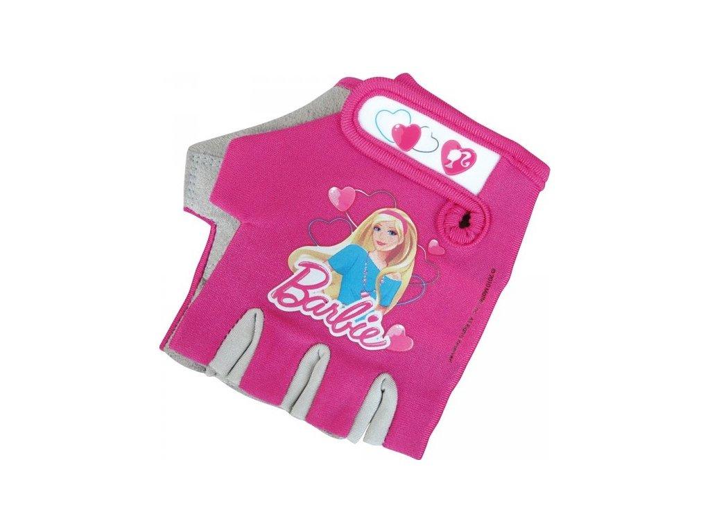 cyklorukavice Barbie