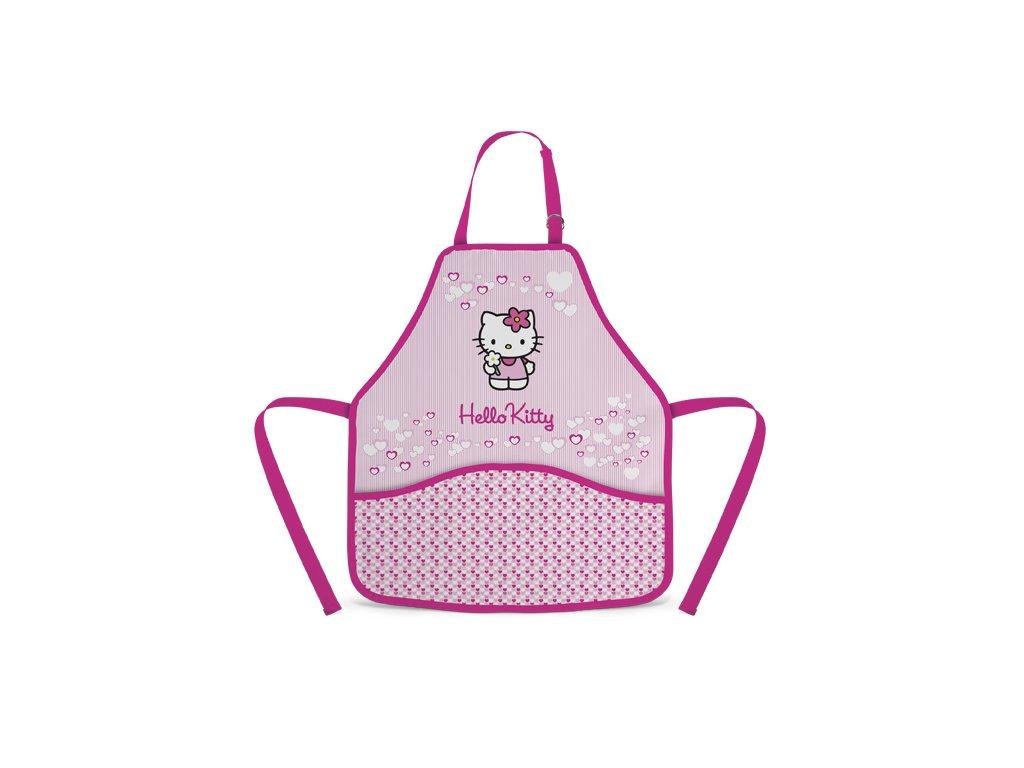 Zástěrka na malováni Hello Kitty