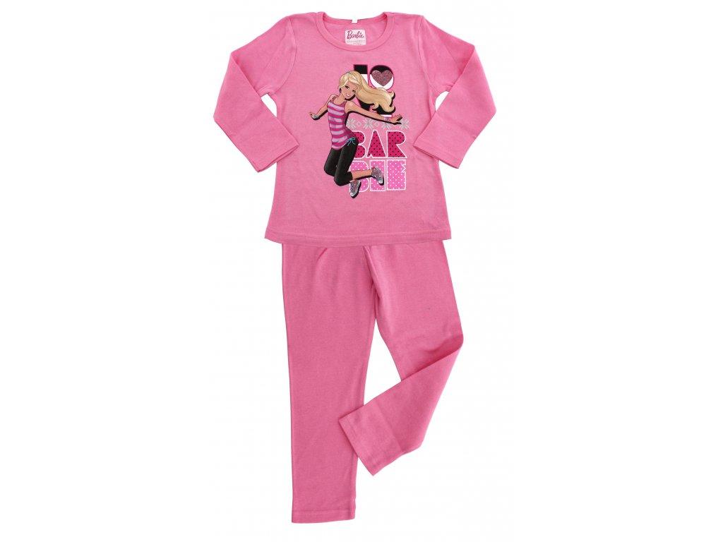pyžamo barbie