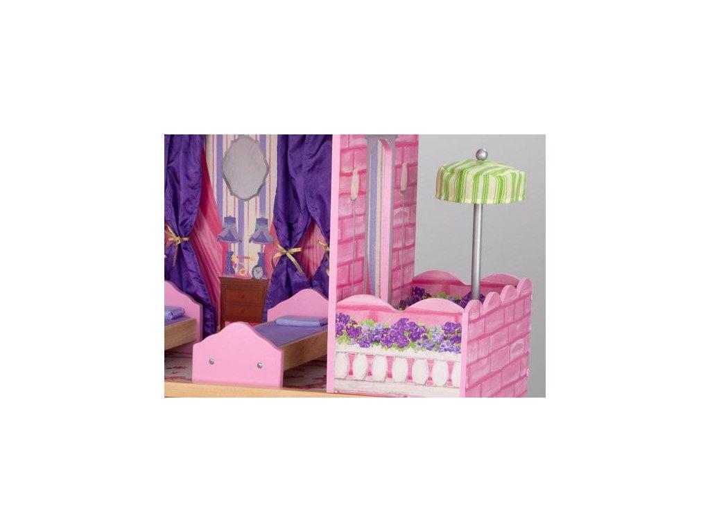 Dome U010dek Pro Panenky Kidkraft My Dream Mansion