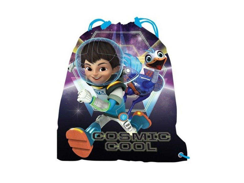 Taška na tělocvik a přezůvky Malý kosmonaut
