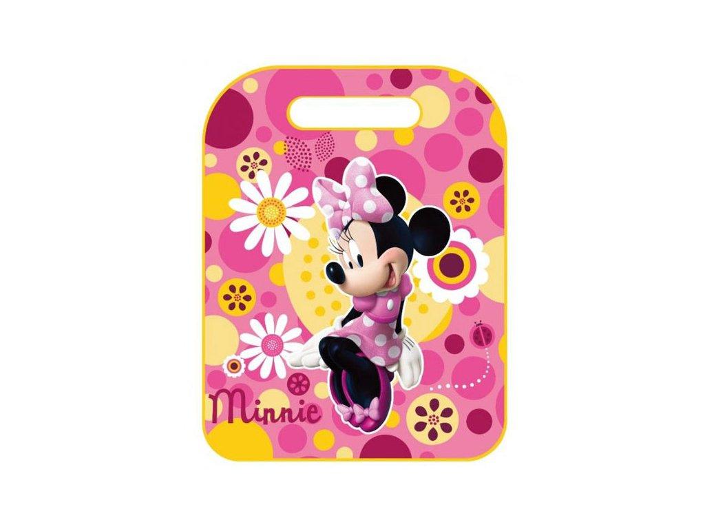 Ochrana sedadla v autě Minnie Mouse