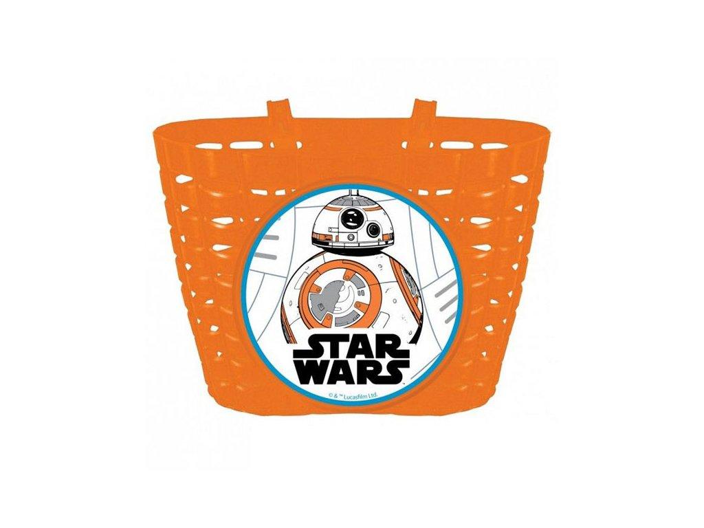 Košík na kolo Star Wars BB-8