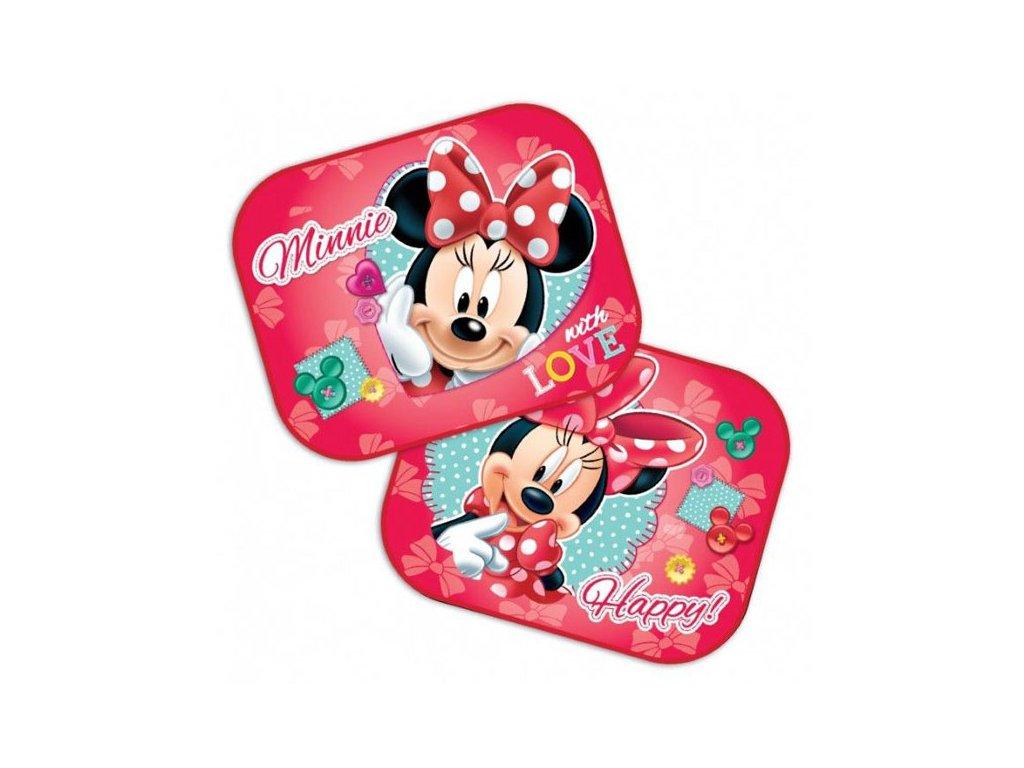 Sluneční clony Minnie Mouse 2 ks