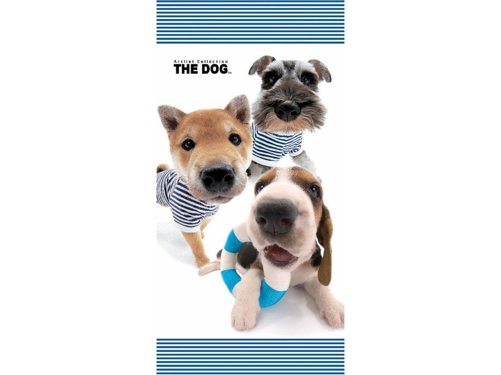Osuška The Dog Námořníci 70/140