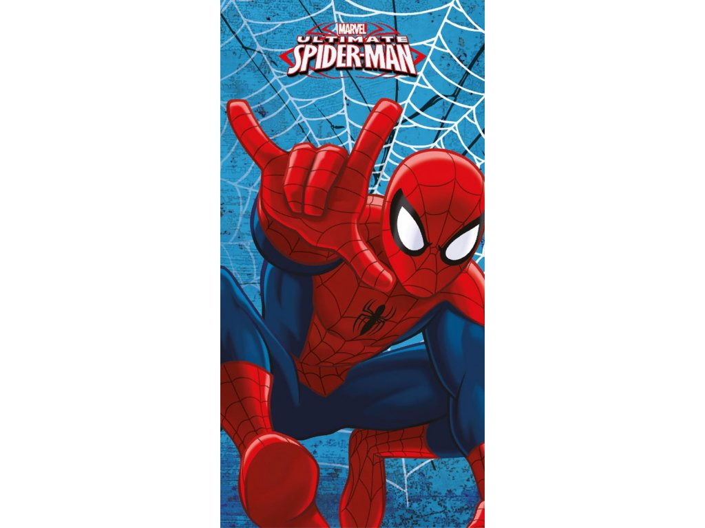 Osuška Spiderman Ultimate 70/140