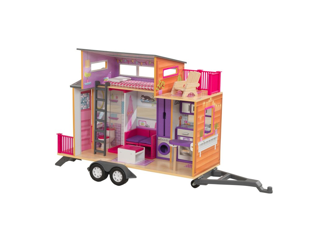 Kidkraft domeček Teeny House (2)