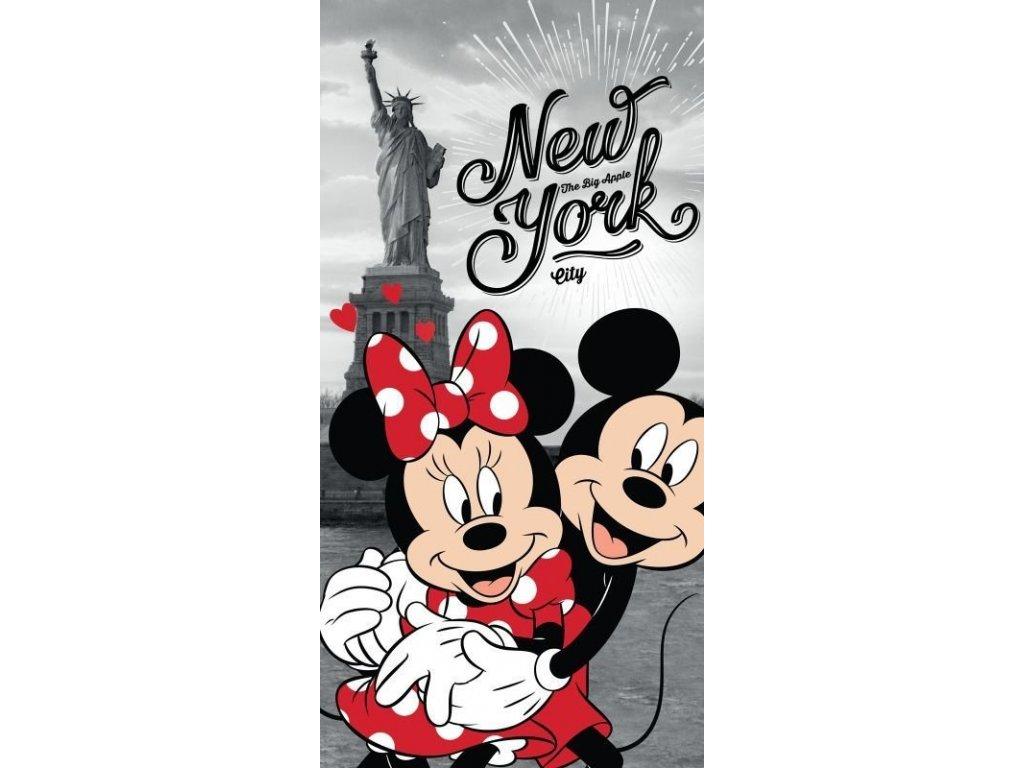 Osuška Mickey a Minnie v New Yorku 70/140
