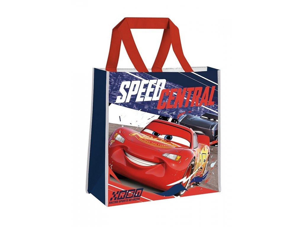 EUROSWAN Dětská nákupní taška Cars Central Polypropylen, 38 cm