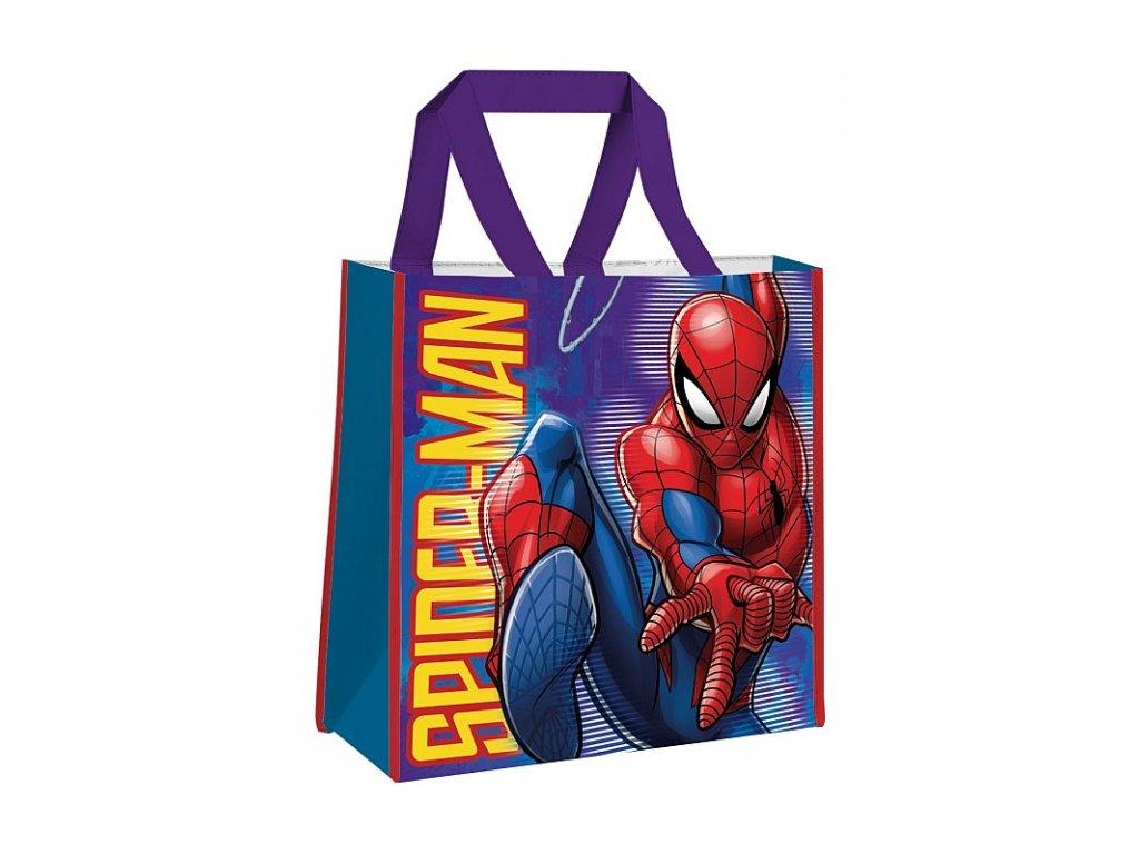 EUROSWAN Dětská nákupní taška Spiderman Polypropylen, 38 cm