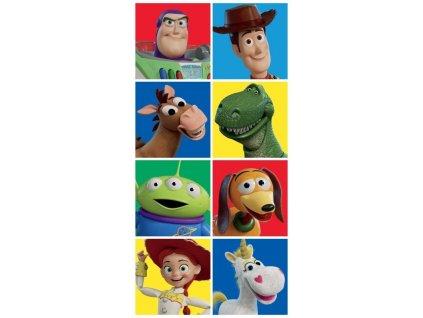Osuška Toy Story 4 70/140