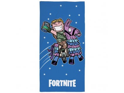 Osuška Fortnite Blue 70/140