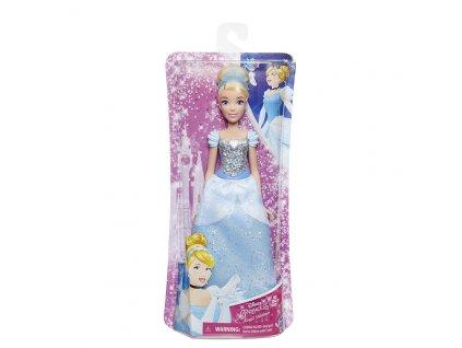Panenka Princezna Ariel/ Popelka/ Locika - skladem