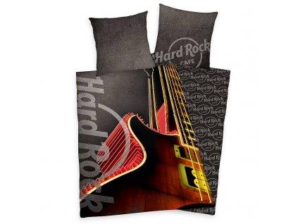 Povlečení Hard Rock Cafe Kytara 140/200, 70/90