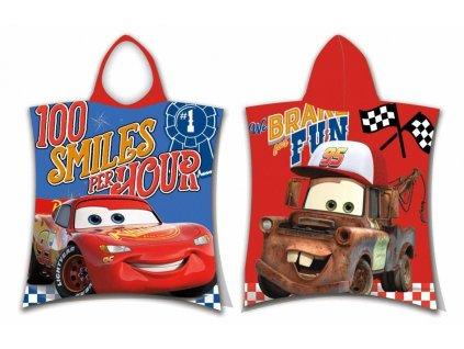 Pončo Cars Fun 50/115