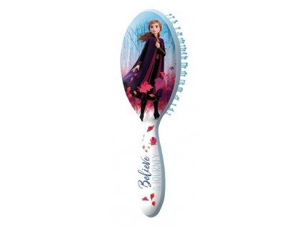 EUROSWAN Hřeben kartáč na vlasy Ledové Království 2 Anna