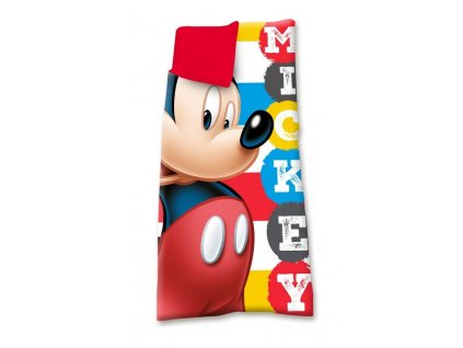 EUROSWAN Spací pytel Mickey Hey Polyester, 68/138 cm