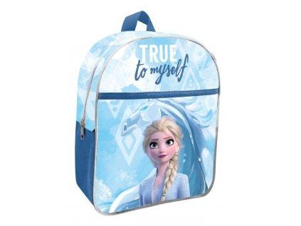 EUROSWAN Dětský batoh s kapsou Ledové Království 2 Elsa Polyester, 30 cm