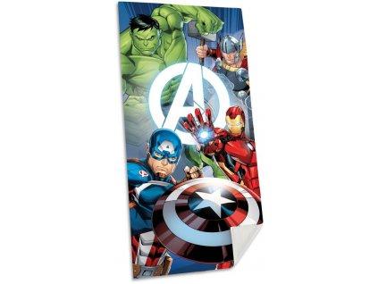 EUROSWAN Osuška Micro Avengers Polyester, 70/140 cm