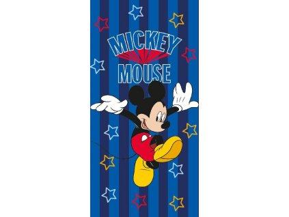 FARO Osuška Micro Mickey Polyester, 70/140 cm