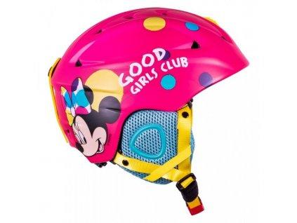 SEVEN Lyžařská a snowboardová helma Minnie ABS / EPS, vel. 55-58 cm