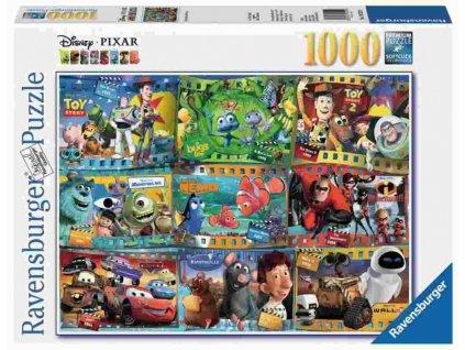 Puzzle Svět Disney Pixar 1000 dílků