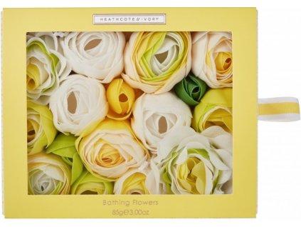 137930 Heathcote & Ivory Koupelové kvítky Neroli & Lime Leaves