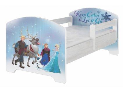 BabyBoo Dětská postel Disney - Frozen
