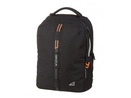 Studentský batoh ELITE Black