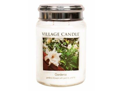 45687 11884 village candle vonna svicka ve skle gardenie gardenia 26oz