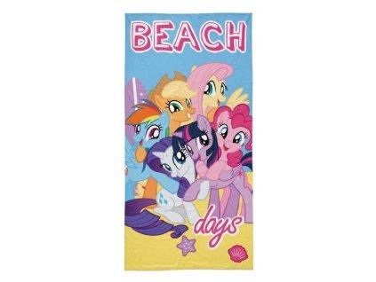 DETEXPOL Osuška My Little Pony Beach Bavlna - Froté, 70/140 cm