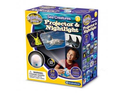 Projektor a noční světlo Moře 1
