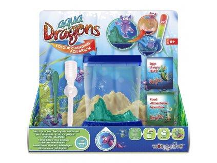 Aqua Dragons Colour Changing 3