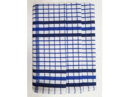 Polášek Kuchyňské utěrky z Egyptské bavlny 3 ks vzor č.15 Bavlna