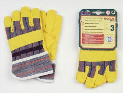 Ochranné pracovní rukavice pro děti - SKLADEM