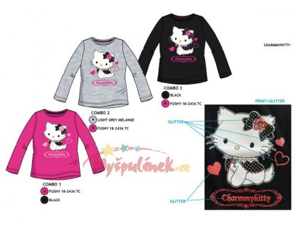 Triko Hello Kitty-Charmmy Kitty 1184