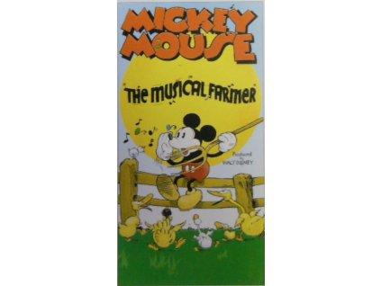 Osuška Mickey Farmář - skladem