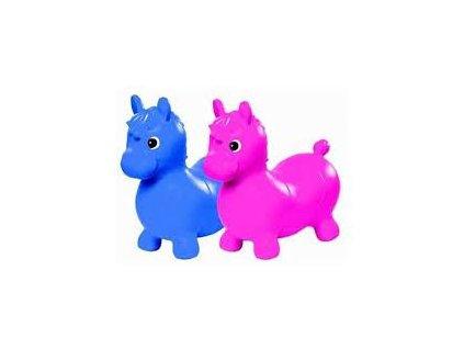 HOPSADLO pony růžová