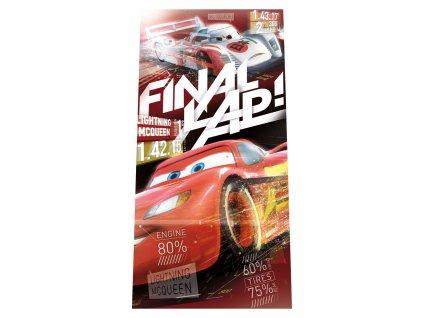 Osuška Cars Final 70/140